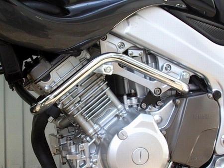 Fehling フェーリング ガード・スライダー エンジンガード  TDM850