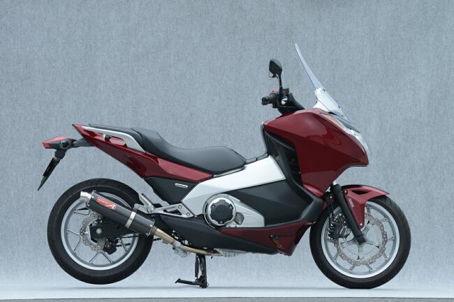 ヤマモトレーシング YAMAMOTO RACING スリップオンマフラー SPEC-A スリップオン カーボン インテグラ