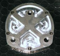 【在庫あり】オオノスピード OHNO SPEED オイルクーラー関連部品 オイルクーラーアタッチメント 本体 GSX750S カタナ