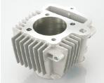 キタコ KITACO ボアアップキット・シリンダー アルミ硬質メッキシリンダー タイプ:124cc用φ54