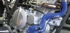 SFS PERFORMANCE エスエフエスパフォーマンス ラジエーター関連部品 シリコンホースキット XR650R