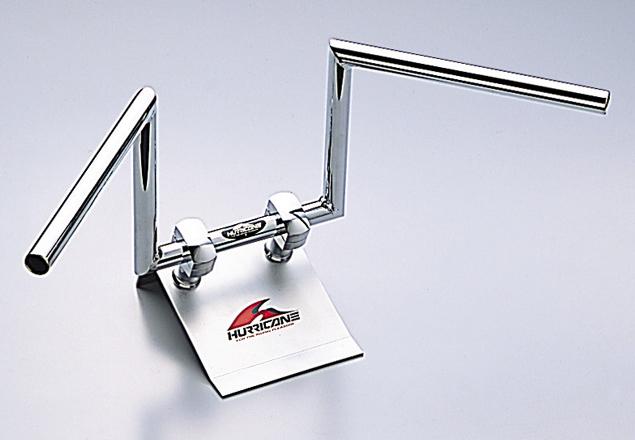 HURRICANE ハリケーン 200ロボット1型 Φ7/8インチ ハンドルバー スチール FTR223 モンキー モンキー グラストラッカー グラストラッカー ビッグボーイ