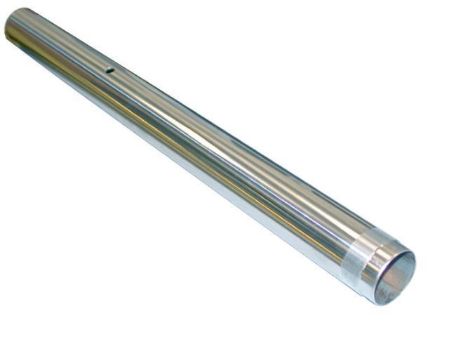EUROPE IMPORT GOODS ヨーロッパ輸入商品 その他サスペンションパーツ Tecnium Φ35 x 385 chromed fork sliding tube (unit)【ヨーロッパ直輸入品】