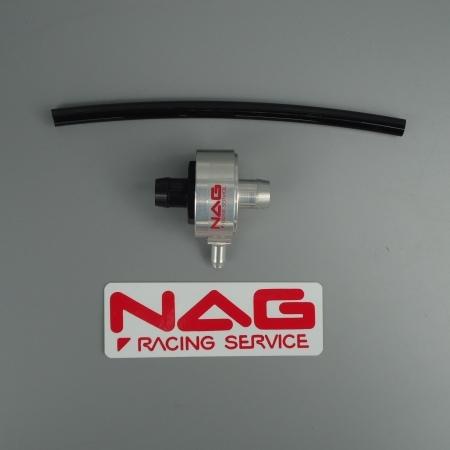 NAG racing service ナグレーシングサービス 減圧バルブ類 クランクケース内圧コントローラー SuperCUB110 [スーパーカブ110]