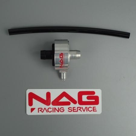 NAG racing service ナグレーシングサービス クランクケース内圧コントローラー リトルカブ