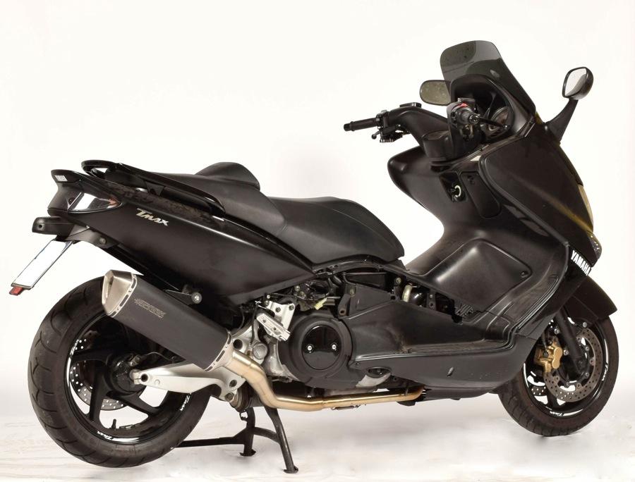 SPARK EXHAUST スパーク マフラー フルエキゾーストマフラー (Full system) T-MAX 500 (08-11) FULL SYSTEM