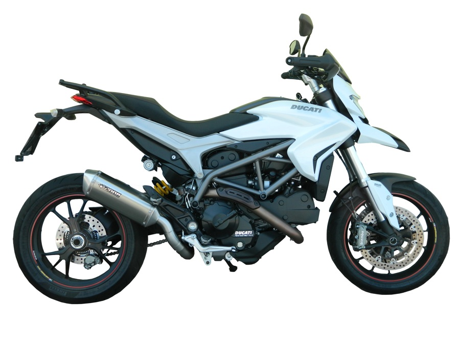 SPARK EXHAUST スパーク マフラー ローマウントキット (Low mounting kit) HYPERMOTARD 821 (13-15) HYPERSTRADA (13-15)
