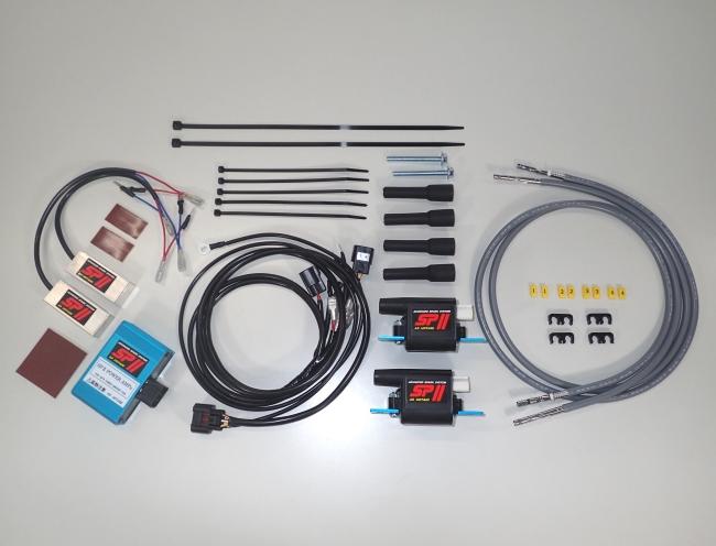 ASウオタニ AS UOTANI イグニッションコイル・ポイント・イグナイター関連 SPIIパワーコイルキット (ボルトオンセット) XJR1300