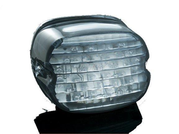 Kuryakyn クリアキン テールランプ LEDテールライト FXCW FXCWC FXSTD FXSTDSE 03-04 FXSTSSE 07-09 SOFTAIL [ソフテイル] 89-10