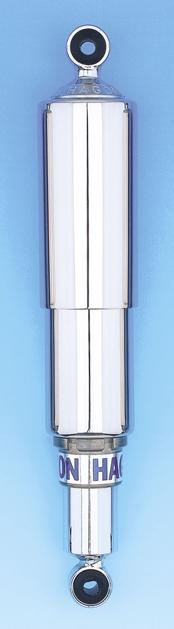 HAGON ヘイゴン リアサスペンション ツインショック ロードタイプ P-タイプ クロームメッキボディー フルカバー仕様