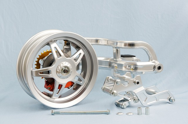 【送料無料/新品】 GM-MOTO ジーエムモト ジーエムモト ダックス用片持ちスイングアーム・アルミホイール3.5J GM-MOTO DAX DAX [ダックス], 京都 くろちく:1e02b71e --- konecti.dominiotemporario.com