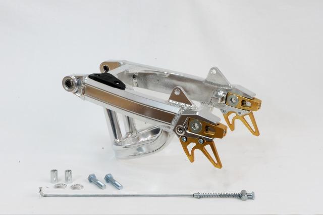 GM-MOTO ジーエムモト モンキー用アルミスイングアームタイプG2F GORILLA [ゴリラ] MONKEY [モンキー]