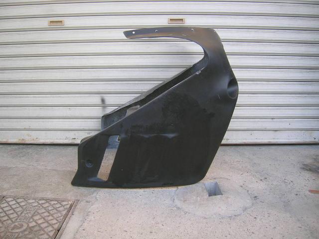 STING R&D スティングアールアンドディー アッパーカウル ハーフカウル カラー:ホワイト GSX-R750