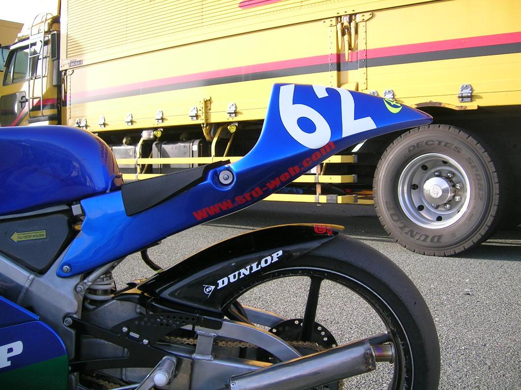 STING R&D スティングアールアンドディー シート RS125