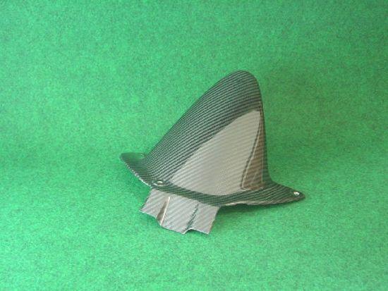 STING R&D スティングアールアンドディー カーボン製リアフェンダー 素材:カーボン(綾織り) CBR600RR PC40用