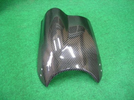 STING R&D スティングアールアンドディー その他メーター関連 カーボン製メーターバイザー 素材:カーボン(綾織り) S1 ライトニング