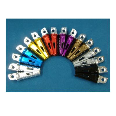 JPモトマート(デュラボルト) JP MotoMart(DURA-BOLT) フットペグ・ステップ・フロアボード SPタンデムステップペグ カラー:ブラック