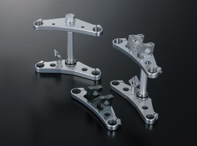 SHIFT UP シフトアップ トップブリッジ NSR・NSF系Φ30mmフォーク対応 ワイドステムキット モンキー