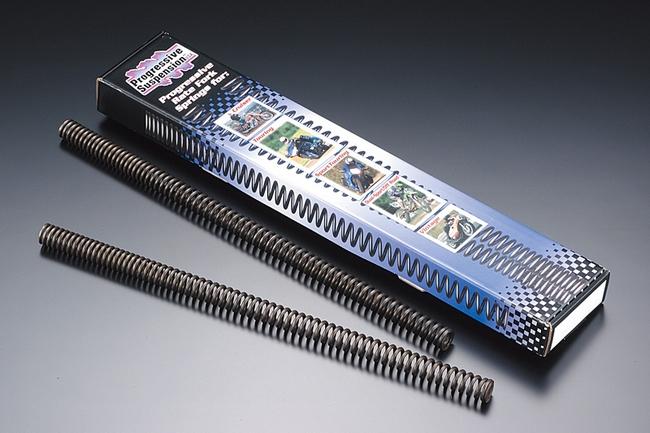 PROGRESSIVE プログレッシブ フロントフォークスプリング GS400