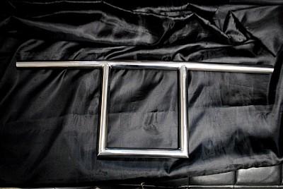 部品屋K&W ハンドルバー Tバー サイズ:7/8インチ