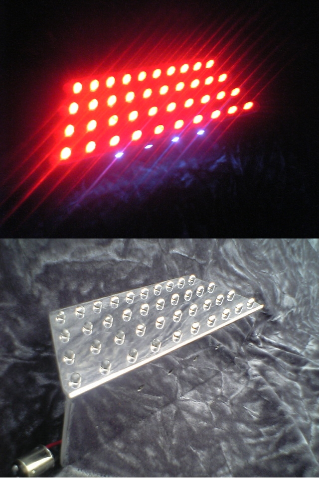 キャンペーンもお見逃しなく 国内在庫 From Neighborフロムネイバー テールランプ LEDテールユニット Neighbor フロムネイバー ZRX400 ZRX1100 ZXR1400