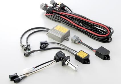 Absolute アブソリュート HIDヘッドライト ボルトオンキット ZX14R