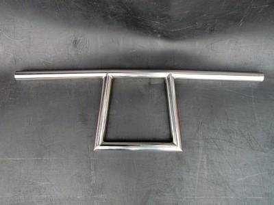 部品屋K&W ハンドルバー 溶接バー タイプ1 サイズ:7/8インチ 汎用