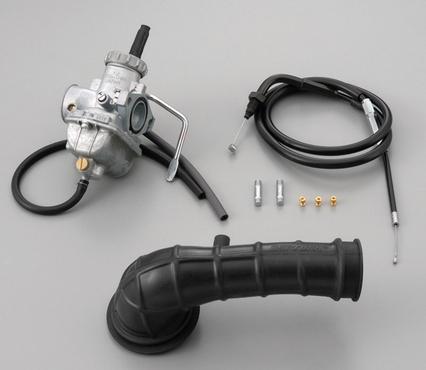 DAYTONA デイトナ PC20 ビッグキャブキット(ノーマルエアクリーナー対応) XR100モタード エイプ100