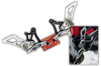 Robby Moto Engineering ロビーモトエンジニアリング バックステップ ネイキッドモデル R1200S