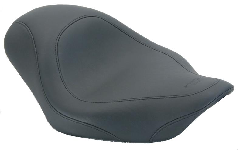 【ポイント5倍開催中!!】【クーポンが使える!】 MUSTANG マスタング シート本体 TRIPPER(TM) ワイドソロシート  (Wide Tripper(TM) Solo)【SEAT WIDE TRIP SOLO XL [0804-0704]】 カラー:Black(Vintage)