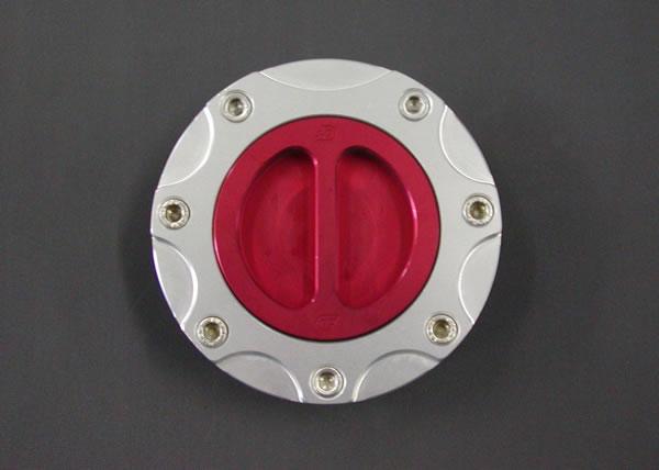 ODAX オダックス タンクキャップ OBERON フューエルフィラーキット カラー:ゴールド