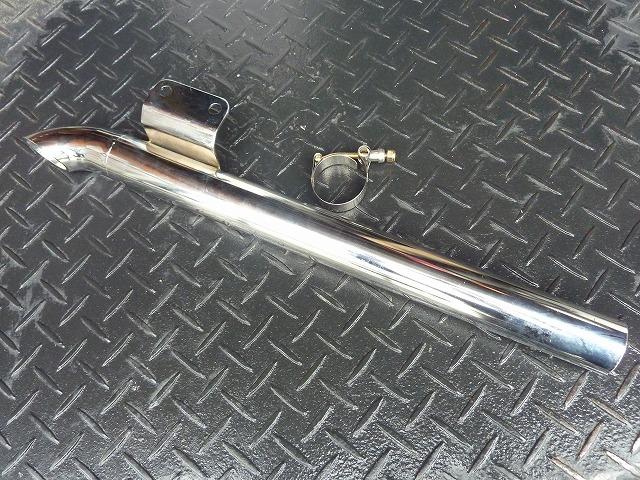 AN-BU アンブ スリップオンマフラー ターンアウトマフラー スリップオン SR400 SR500