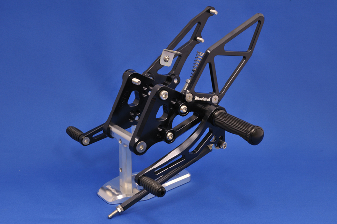 WOODSTOCK ウッドストック バックステップキット GSX-R600 06-08/GSX-R750 08-09用 GSX-R600 GSX-R750