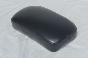 American Dreams アメリカンドリームス ピリオンシート 薄型 黒レザー ビラーゴ250(XV250)