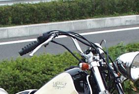 American Dreams アメリカンドリームス ブレーキワイヤー・ケーブル エイプハンガーバー用ワイヤーセット TW225E