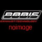 BODIS ボディス スリップオンマフラー カーボン Oval 1 WM CB1300