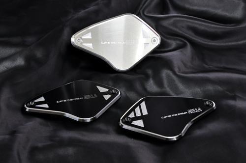 AELLA アエラ マスターシリンダー マスタータンクキャップセット カラー:ブラック Xディアベル ディアベル