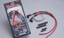 NOLOGY ノロジー プラグコード ホットワイヤー カラー:レッド DR250R