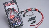 NOLOGY ノロジー プラグコード ホットワイヤー(1台分セット商品) カラー:レッド 750SS 71- GT380