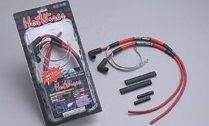 NOLOGY ノロジー プラグコード ホットワイヤー(1台分セット商品) カラー:レッド GT750