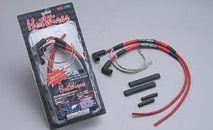 NOLOGY ノロジー プラグコード ホットワイヤー(1台分セット商品) GPZ400 F (空冷) 83-
