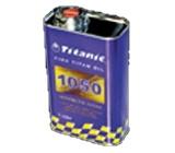 TITANIC チタニック 4サイクルオイル シンセティックチタンオイル 容量:4L