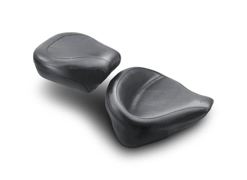 【ポイント5倍開催中!!】【クーポンが使える!】 MUSTANG マスタング シート本体 ツーリングワイドソロシート  (Wide Touring Solo Seat)【SEAT WD VIN SOLO 8-17FLST [0802-0485]】 タイプ:Vintage