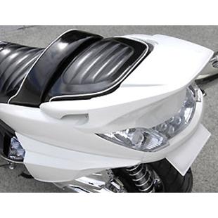 VIVIDPOWER ビビッドパワー スクーター外装 リアスポイラー GRANDMAJESTY250 [グランドマジェスティ] GRANDMAJESTY400 [グランドマジェスティ]