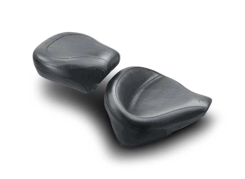 【ポイント5倍開催中!!】【クーポンが使える!】 MUSTANG マスタング シート本体 ヴィンテージワイドソロシート  (Wide Vintage Solo Seat)【SEAT WD VIN SOLO 00-5FXST [0802-0456]】