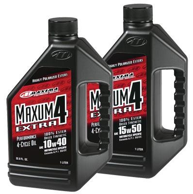 MAXIMA マキシマ マクスム 4 エクストラ 10W-40 [1L×1ケース]
