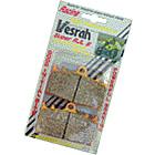 Vesrah ベスラ メタルパッド シンタードブレーキパッド サーキット用 ZX-10R ZX-10R GSX-R1000 GSX-R600 GSX-R750