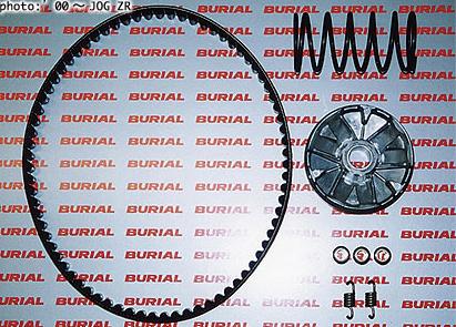 BURIAL ベリアル ハイパープーリーキット LEAD90 [リード] JOKER90 [ジョーカー]