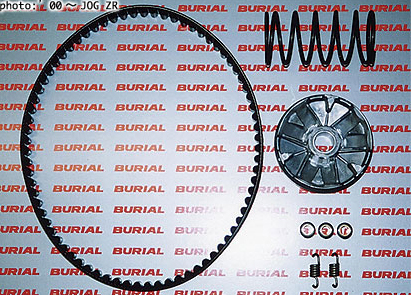 BURIAL ベリアル プーリー関連 ハイパープーリーキット AXIS90 [アクシス]