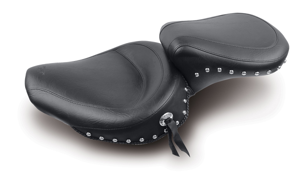 MUSTANG マスタング ツーリングワイドワンピーススタッドシート (Wide Touring One-Piece Studded Seat) FX Big Twin FL Big Twin